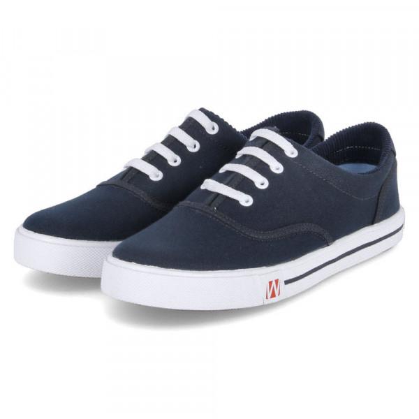 Low Sneaker SOLING Blau - Bild 1
