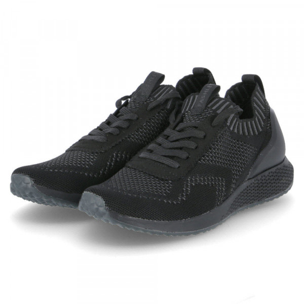 Sneaker Low Schwarz - Bild 1