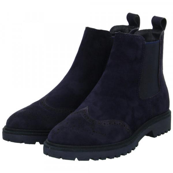 Chelsea Boots Blau - Bild 1