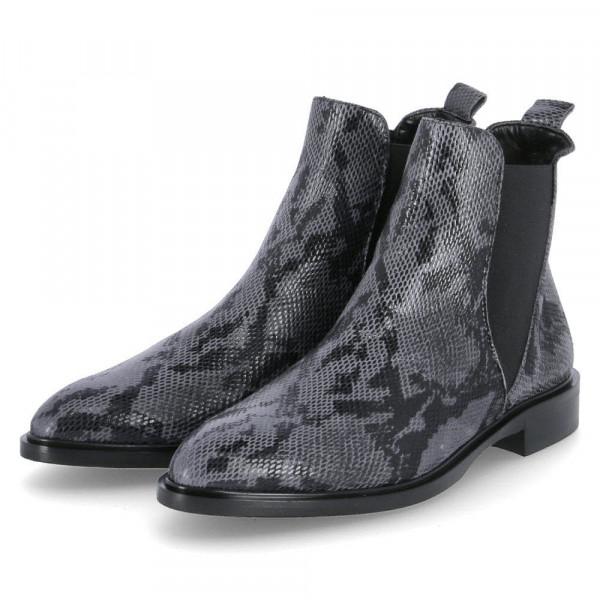 Chelsea Boots Grau - Bild 1