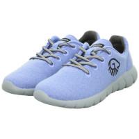 Sneaker Low MERINO RUNNERS Blau