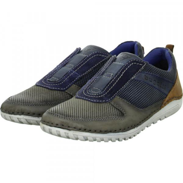 Sneaker Low CAMBERRA Grau - Bild 1