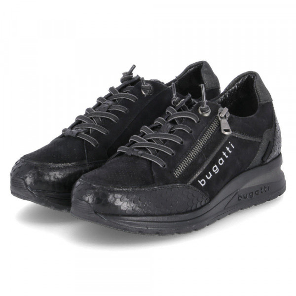 Sneaker Low VENICE Schwarz - Bild 1