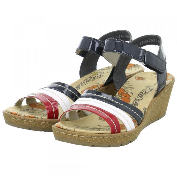 Sandaletten Blau - Bild 1