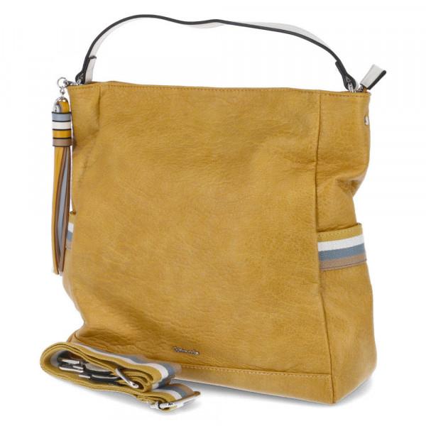 Handtasche CHRISTA Gelb - Bild 1