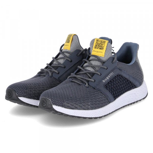 Sneaker Low JAVA 2 Blau - Bild 1