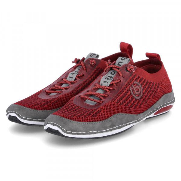 Sneaker Low TURACO Rot - Bild 1