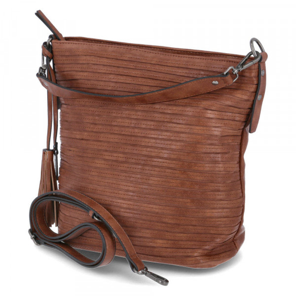 Handtasche CARINA Braun - Bild 1