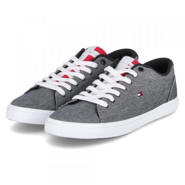 Sneaker Low ESSENTIAL CHAMBRAY VULC Grau - Bild 1