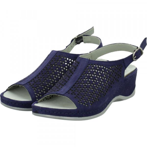 Sandalette Blau - Bild 1