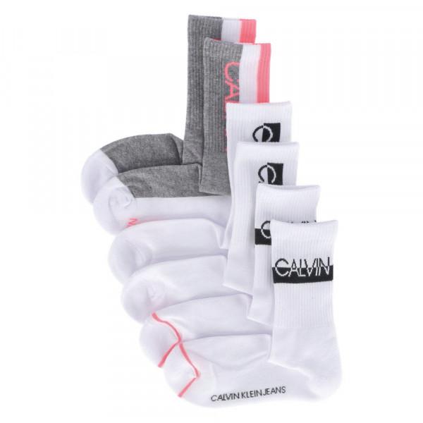 Socken Set CUTTON CUSHION CREW Weiß - Bild 1