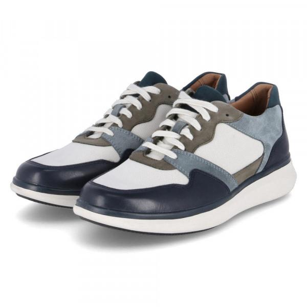 Sneaker Low UN GLOBE RUN Blau - Bild 1