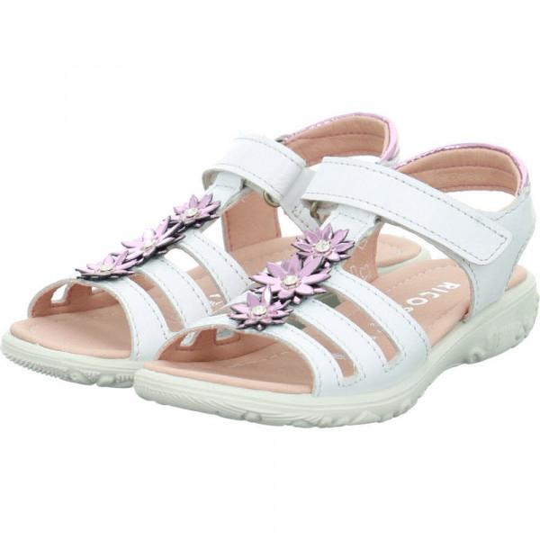 Sandaletten Weiß - Bild 1