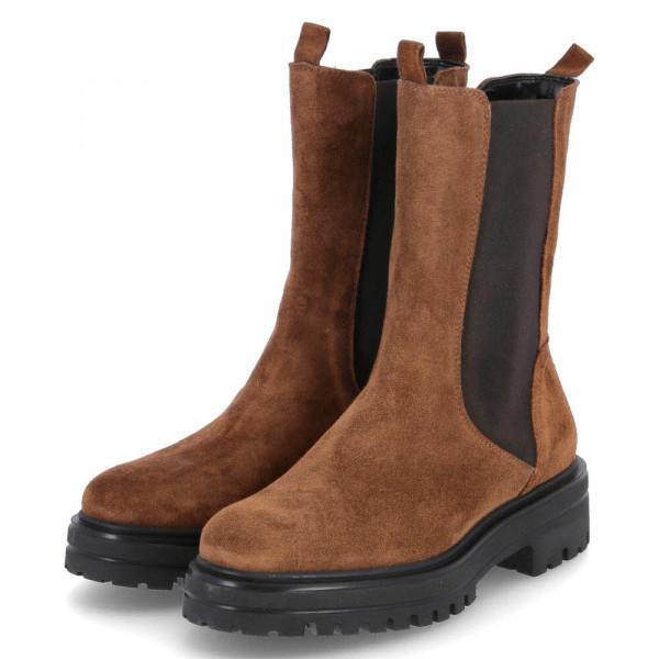 Chelsae Boots CELESTE Braun - Bild 1