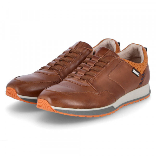 Sneaker CAMBIL Braun - Bild 1