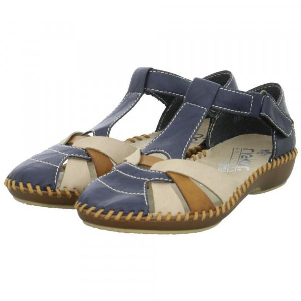 Sandalen Blau - Bild 1