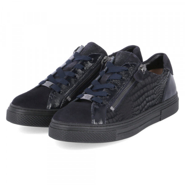 Sneaker Low BILBAO Blau - Bild 1