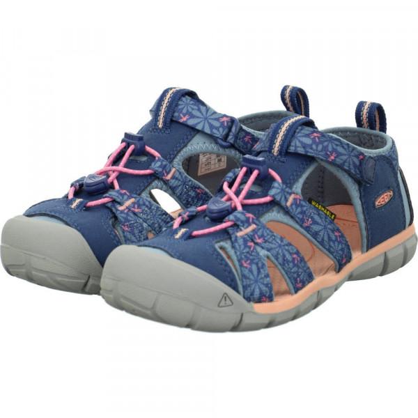 Sandaletten SEACAMP II CNX Blau - Bild 1