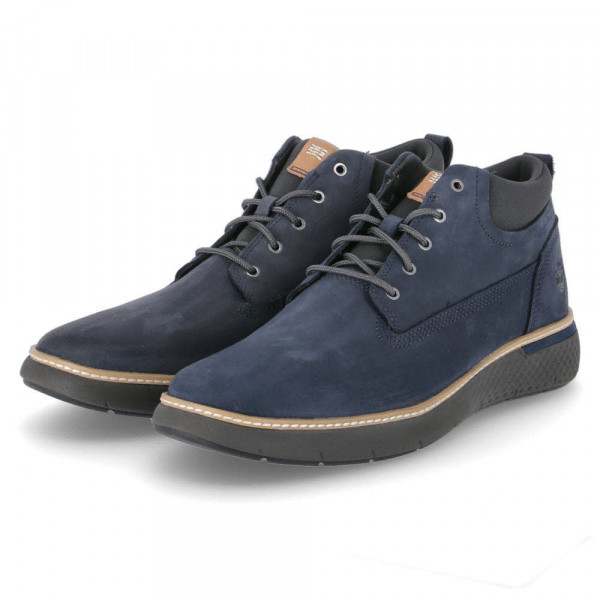 Boots CROSS MARK CHUKKA Blau - Bild 1