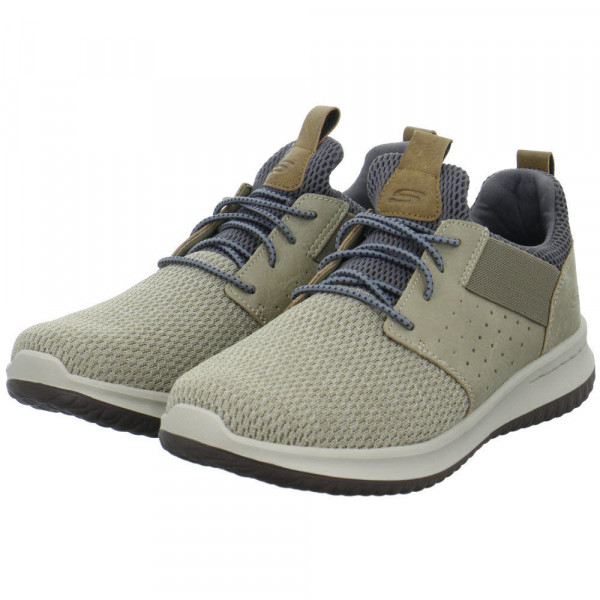 Slip-On-Sneaker CAMBEN Taupe - Bild 1