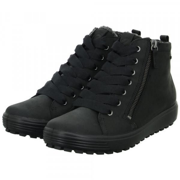 Boots SOFT 7 TRED Schwarz - Bild 1