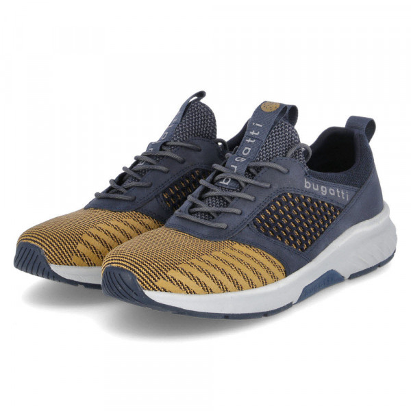 Sneaker Low NIRVANA EXKO Blau - Bild 1