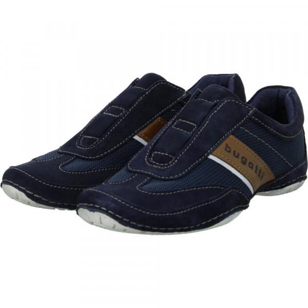 Sneaker Low CHAMBAO Blau - Bild 1