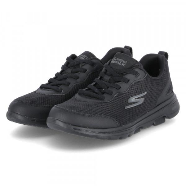 Sneaker Low GO WALK 5 GUARDIAN Schwarz - Bild 1