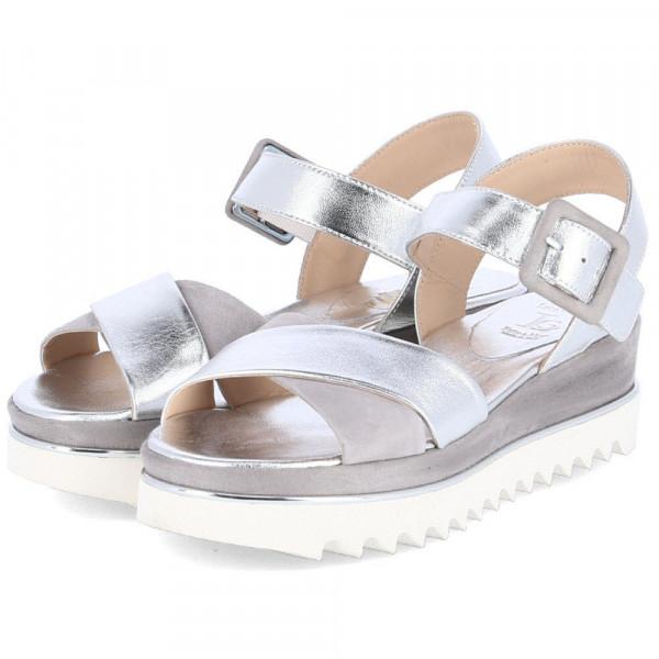 Sandaletten Silber - Bild 1