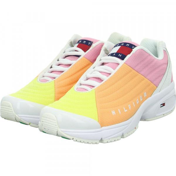 Sneaker Low WMN HERITAGE Gelb - Bild 1