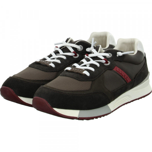 Sneaker Low EGIDIO Braun - Bild 1