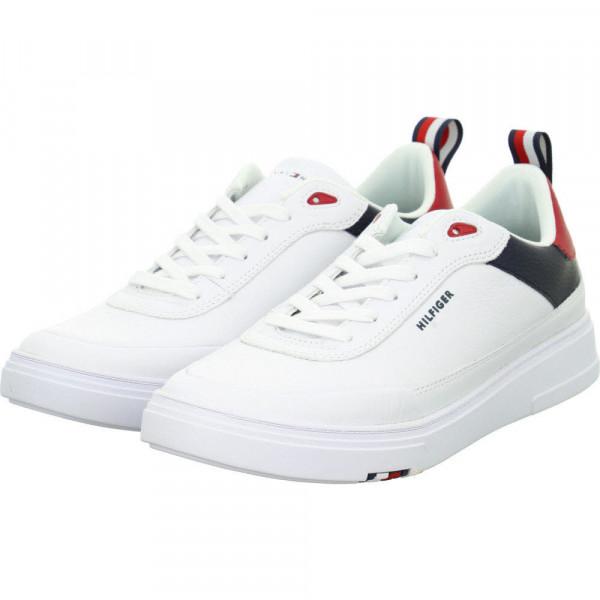 Sneaker Low MODERN CUPSOLE LEATHER Weiß - Bild 1