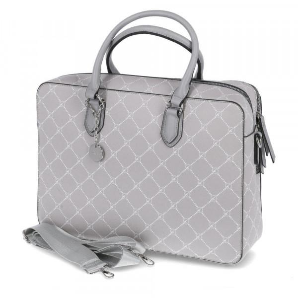 Handtasche Grau - Bild 1