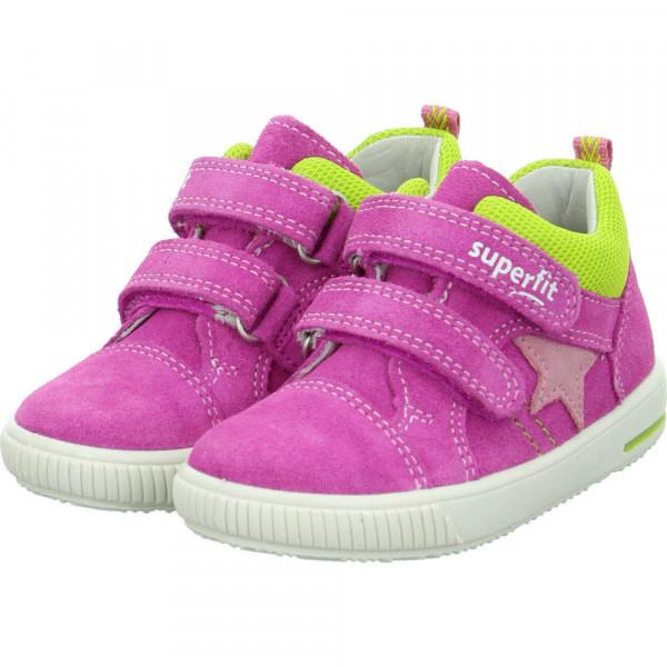Sneaker High MOPPY Rosa - Bild 1