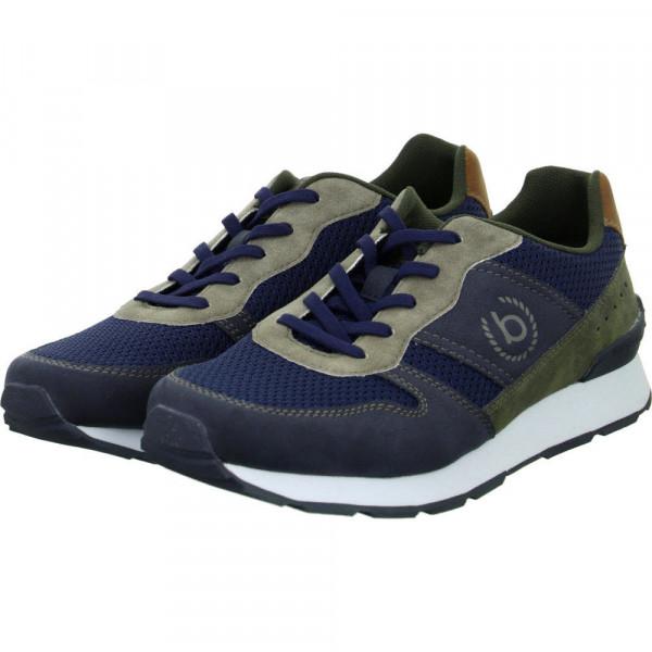 Sneaker Low SOHO Blau - Bild 1