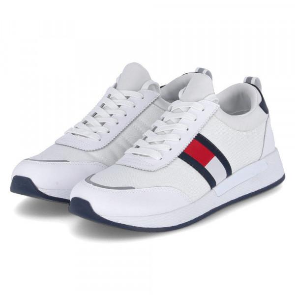 Sneaker Low FLEXI LYCRA TOMMY JEANS Weiß - Bild 1