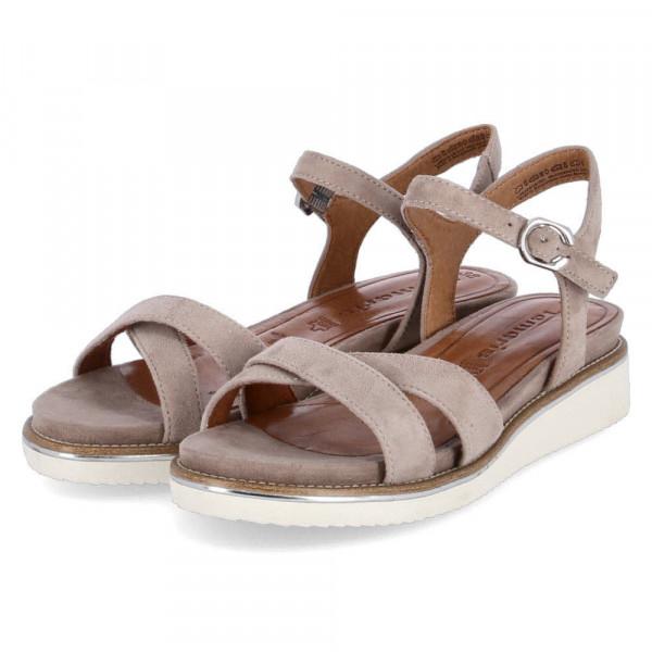 Sandalette Beige - Bild 1
