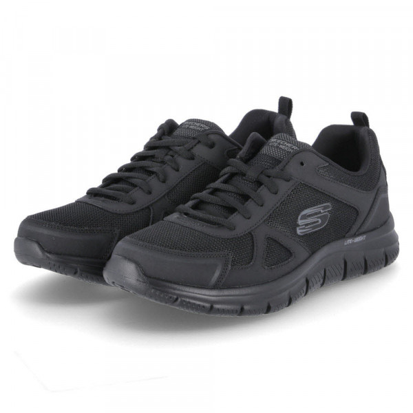 Sneaker Low TRACK SCLORIC Schwarz - Bild 1
