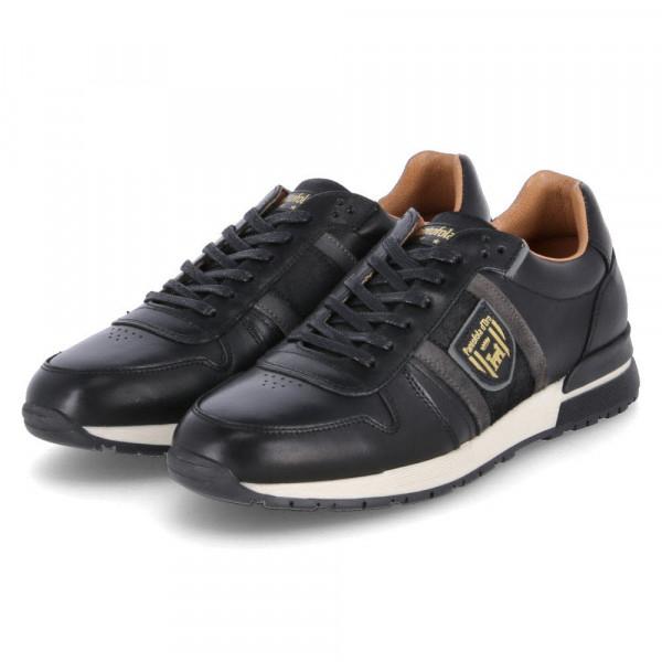 Sneaker Low SANGANO UOMO LOW Schwarz - Bild 1