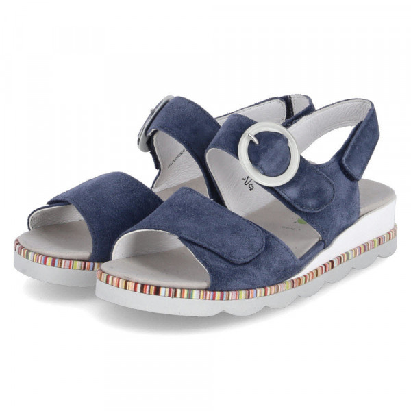 Sandaletten K-NELLY Blau - Bild 1