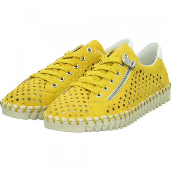 Sneaker Low Gelb - Bild 1