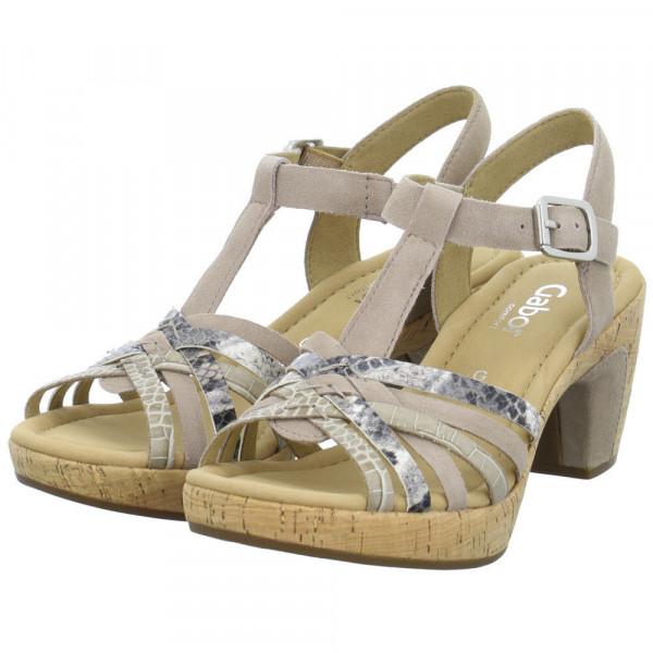 Sandaletten Beige - Bild 1