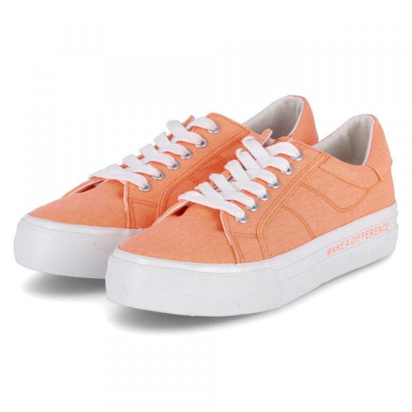 Sneaker Low Orange - Bild 1