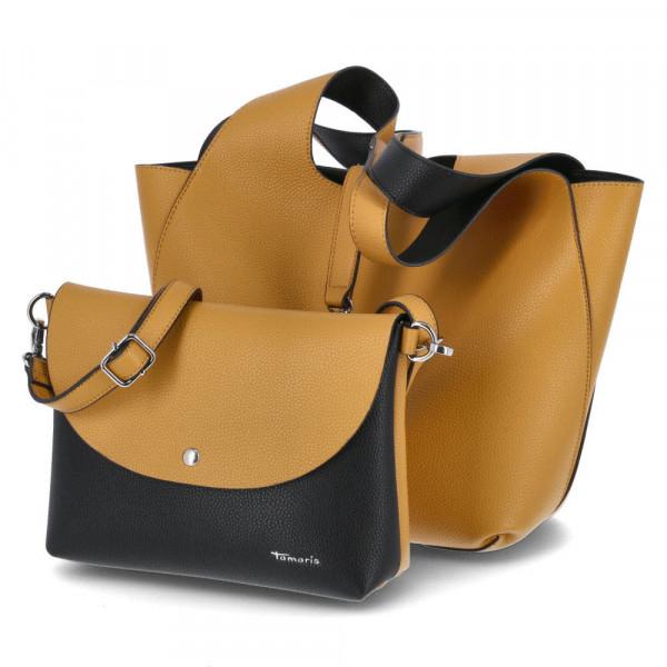 Handtasche CORDULA Gelb - Bild 1