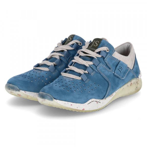 Sneaker Low RICKY Blau - Bild 1