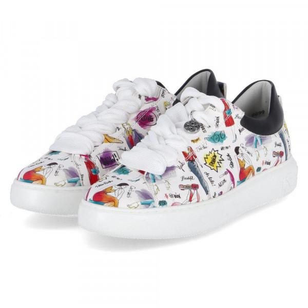 Sneaker Low FLORA Weiß - Bild 1