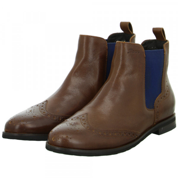 Chelsea Boots BOVINIA-702 Braun - Bild 1