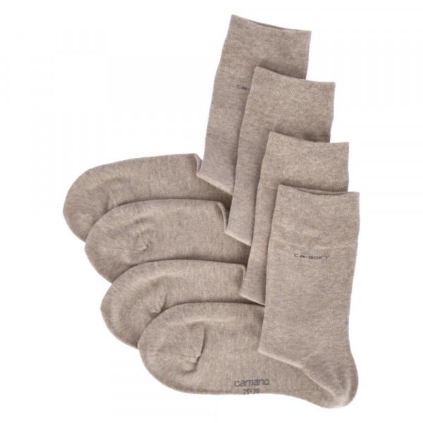 Socken-Set Beige - Bild 1