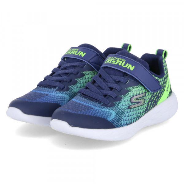 Sneaker Low BAXTUX Blau - Bild 1