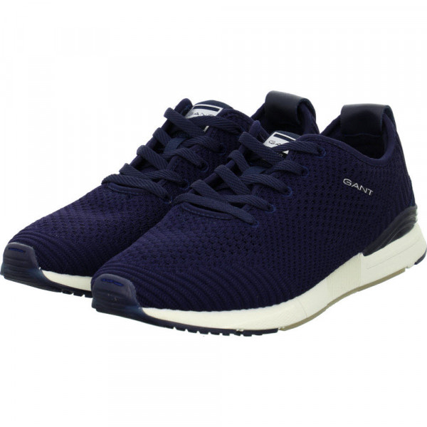 Sneaker Low BRENTON Blau - Bild 1